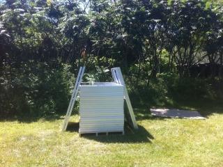 Pallet of Solar Panels