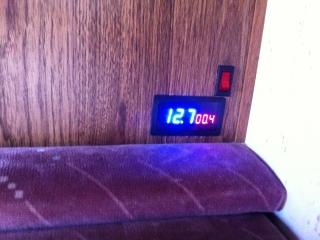 Voltage/Amperage meter