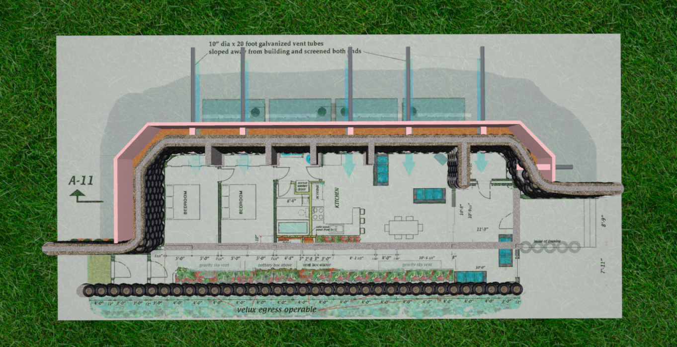 Image Gallery Earthship Layouts