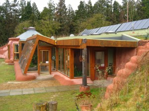 Brighton Earthship